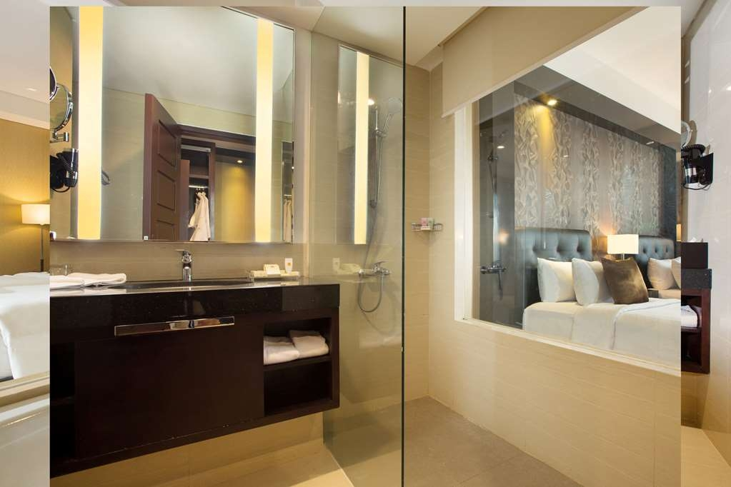 Best Western Premier Solo Baru - 1 Double Bed Deluxe - Bathroom