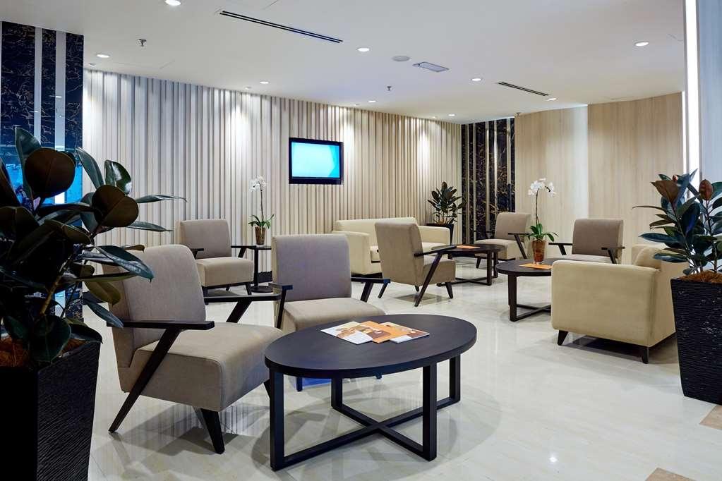 Best Western Petaling Jaya - Vista del vestíbulo