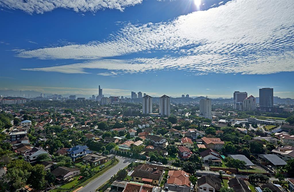 Best Western Petaling Jaya - Vista Exterior