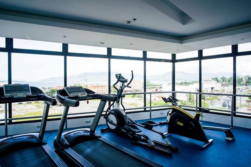 Best Western Plus Hotel Subic - gym