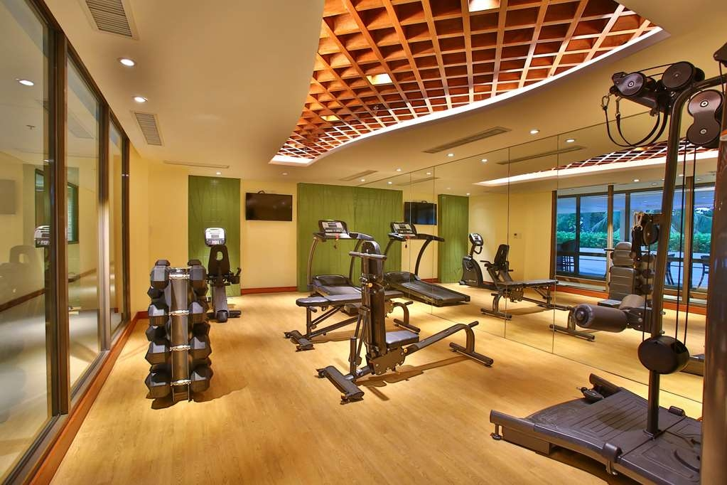 Best Western Plus The Ivywall Hotel - Fitness Center