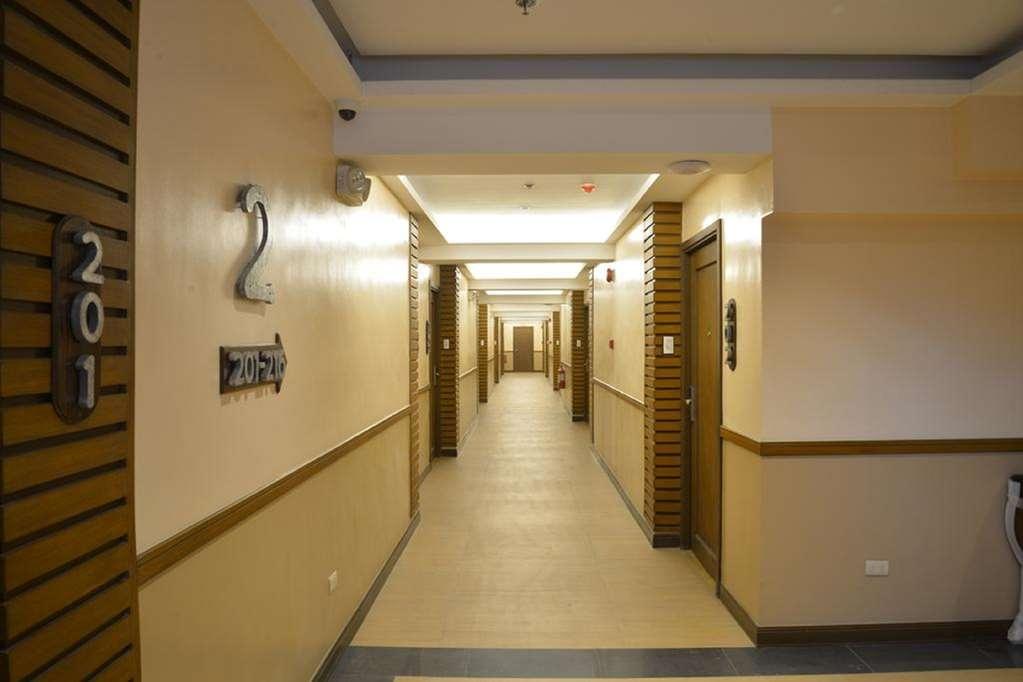 Best Western Bendix Hotel - Floor Plan