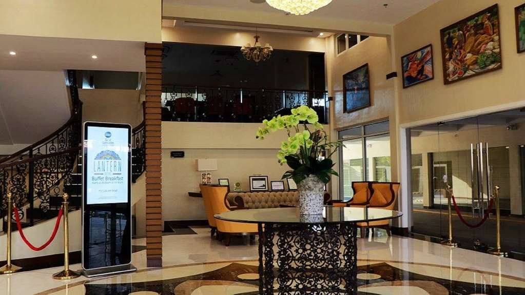 Best Western Bendix Hotel - Lobby