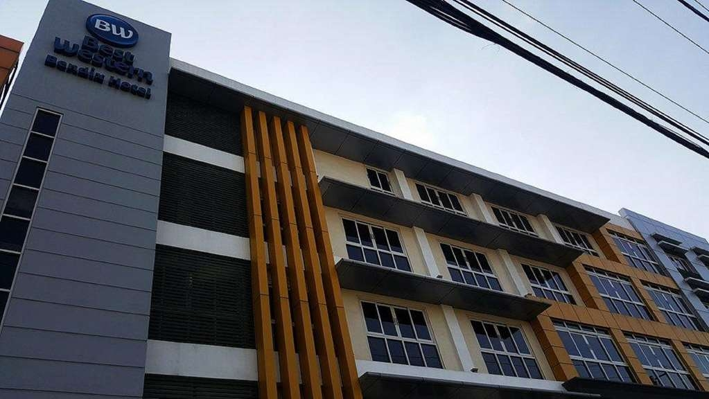 Best Western Bendix Hotel - Hotel Building