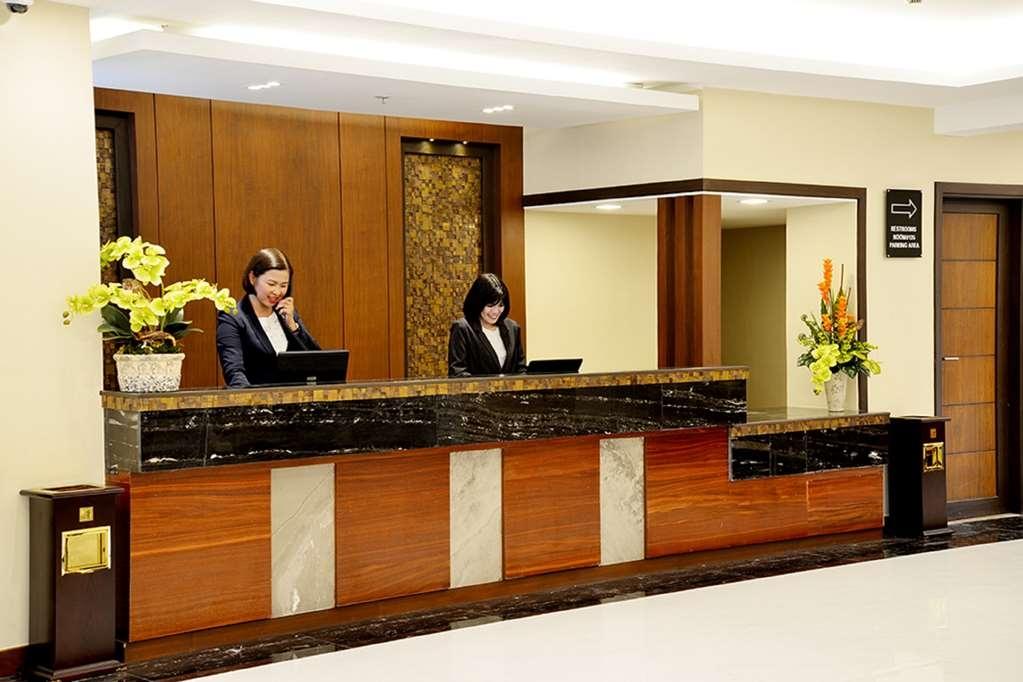 Best Western Bendix Hotel - Registration Desk