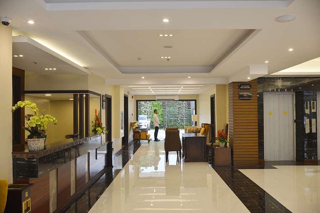 Best Western Bendix Hotel - Lobbyansicht
