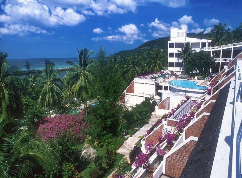 Best Western Phuket Ocean Resort - Aussenansicht