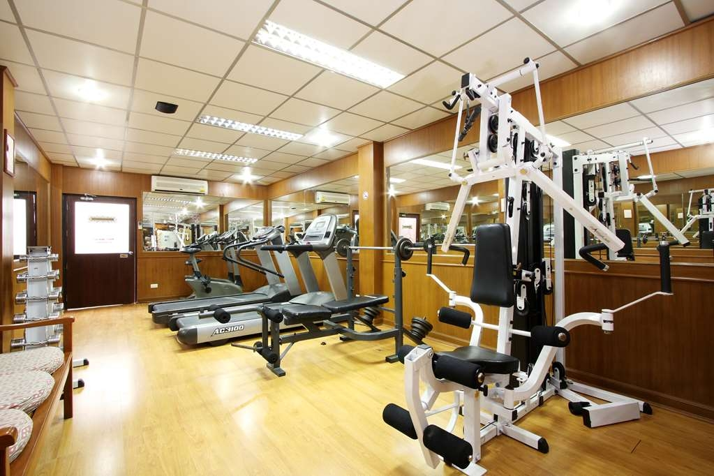 Best Western Phuket Ocean Resort - Fitness Center
