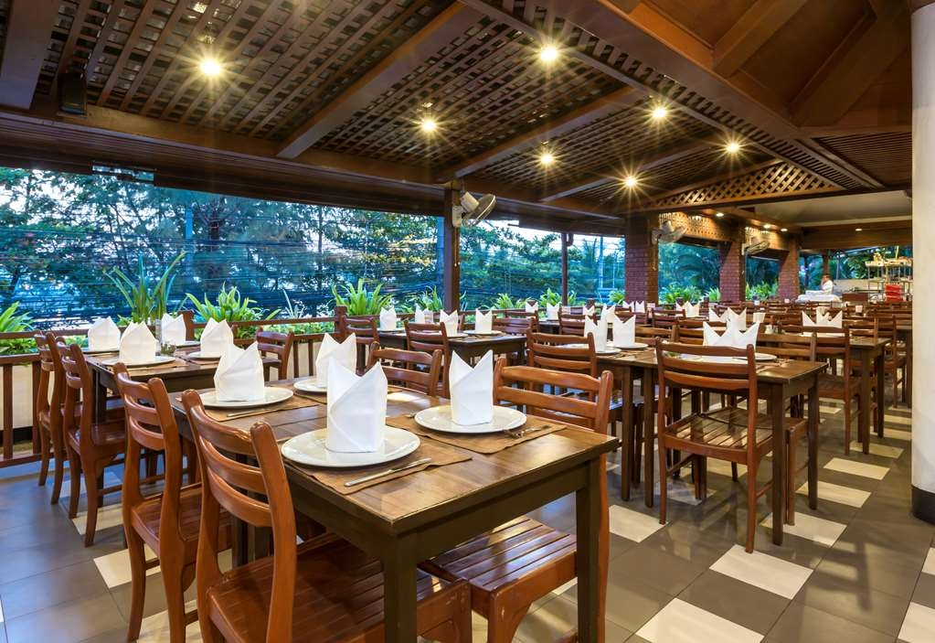 Best Western Phuket Ocean Resort - Restaurant