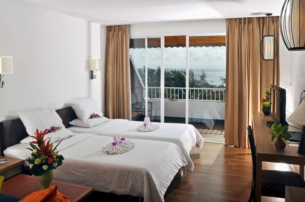 Best Western Phuket Ocean Resort - Deluxe Room Twin