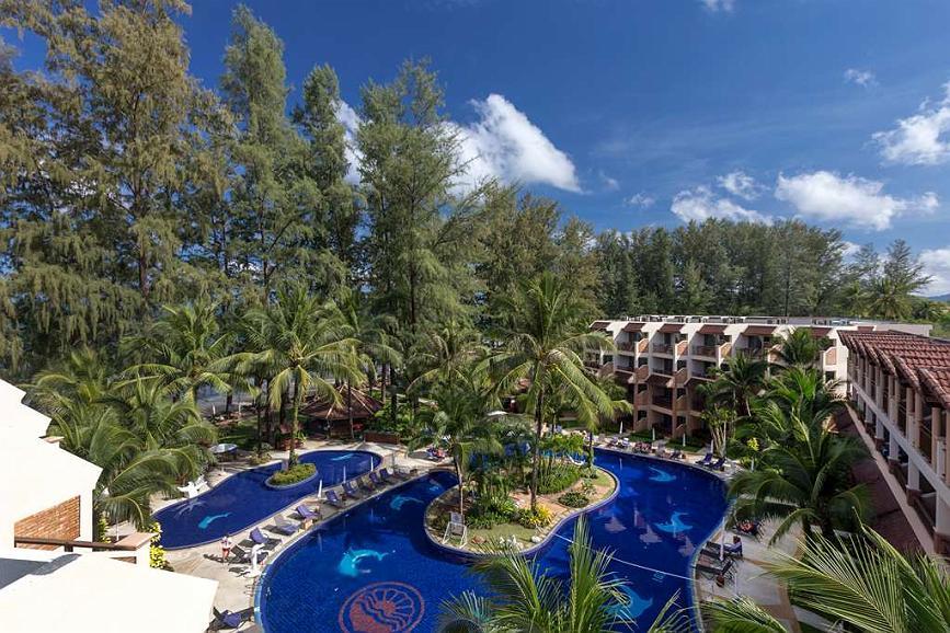 Best Western Premier Bangtao Beach Resort & Spa - Aussenansicht