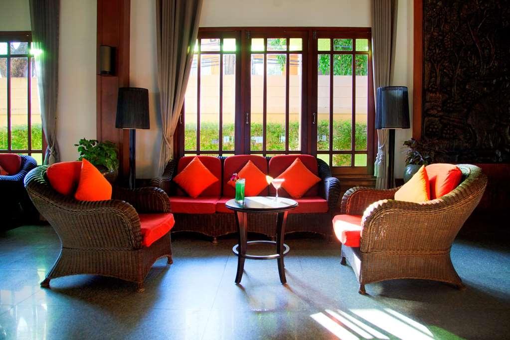 Best Western Premier Bangtao Beach Resort & Spa - Vista del vestíbulo