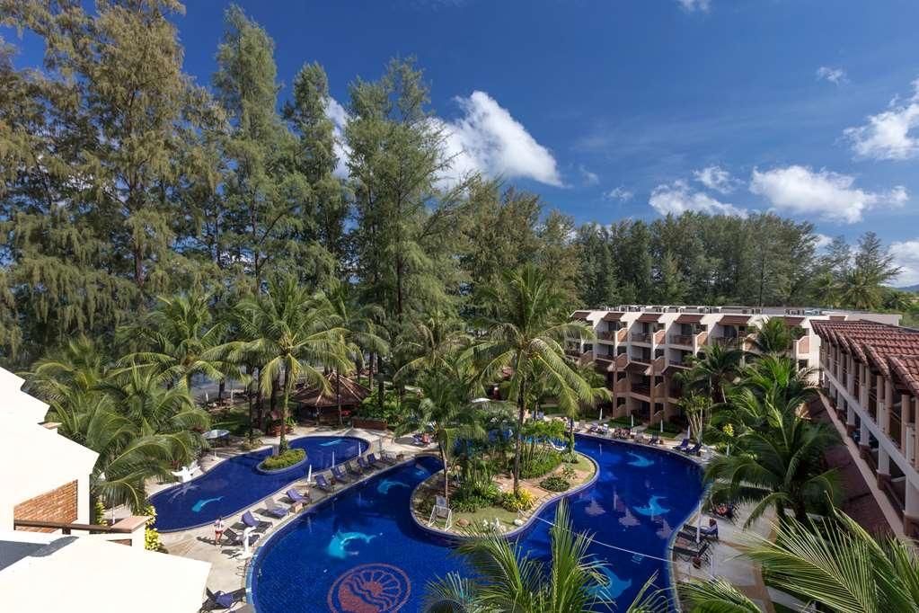 Best Western Premier Bangtao Beach Resort & Spa - Vista Exterior