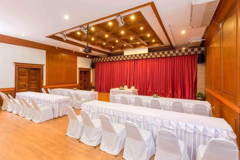 Best Western Premier Bangtao Beach Resort & Spa - Sala de reuniones