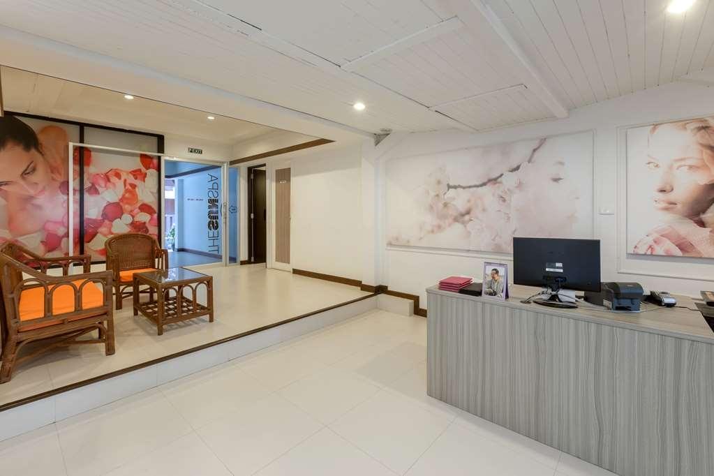 Best Western Premier Bangtao Beach Resort & Spa - Balneario
