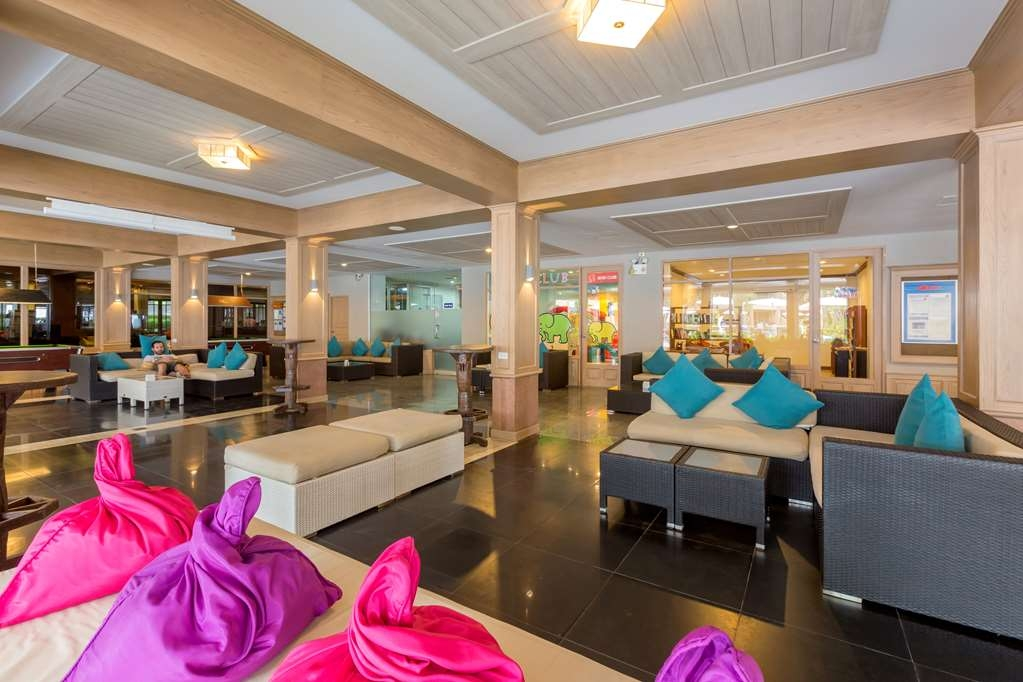 Best Western Premier Bangtao Beach Resort & Spa - Bar/Salón