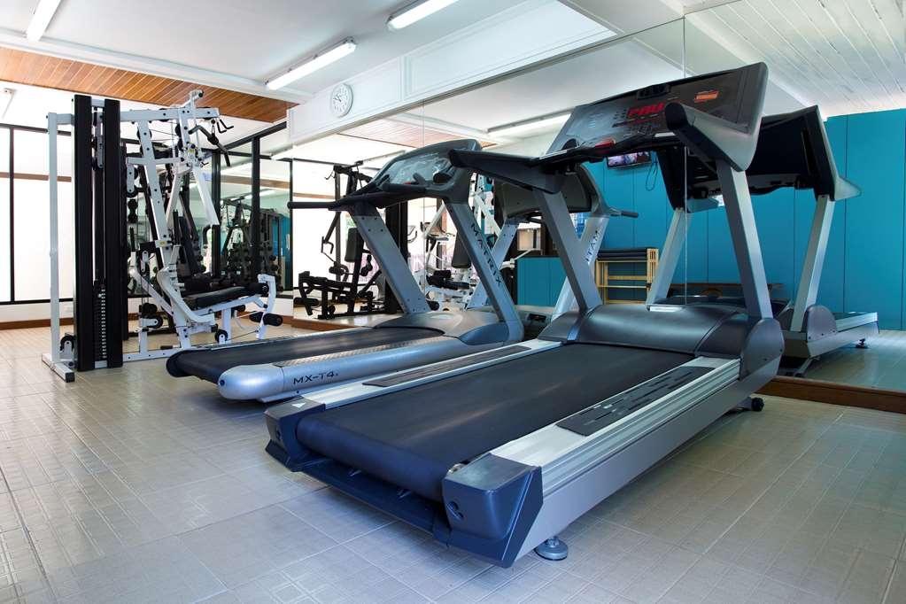 Best Western Premier Bangtao Beach Resort & Spa - sala de ejercicios