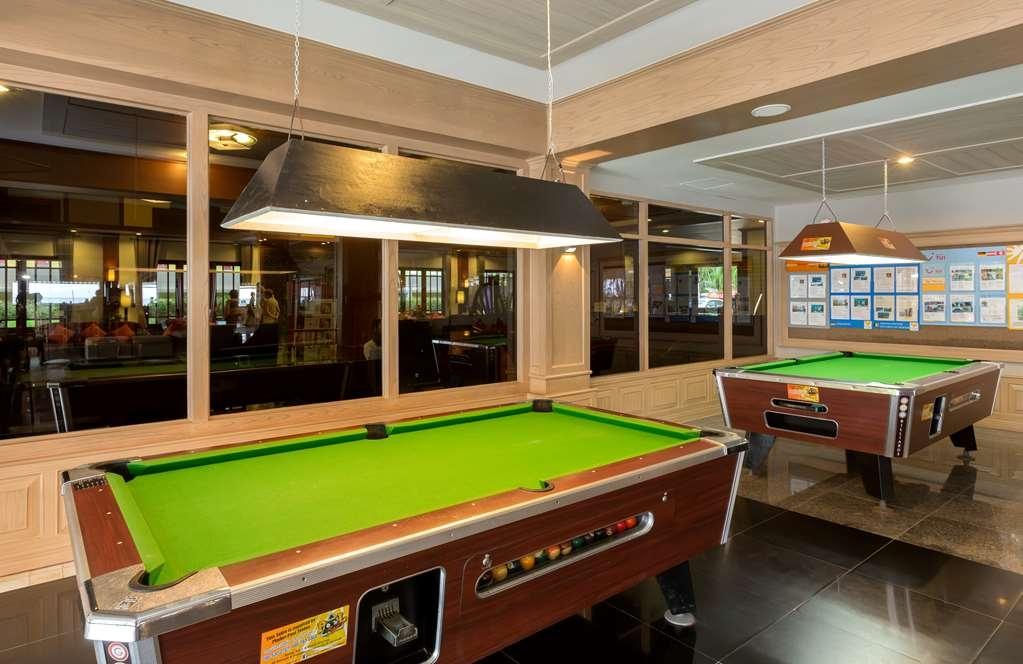 Best Western Premier Bangtao Beach Resort & Spa - instalaciones de recreo-característica
