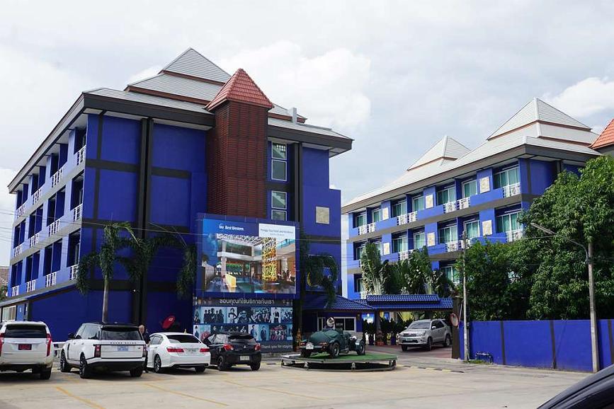 Best Western Royal Buriram Hotel - Aussenansicht