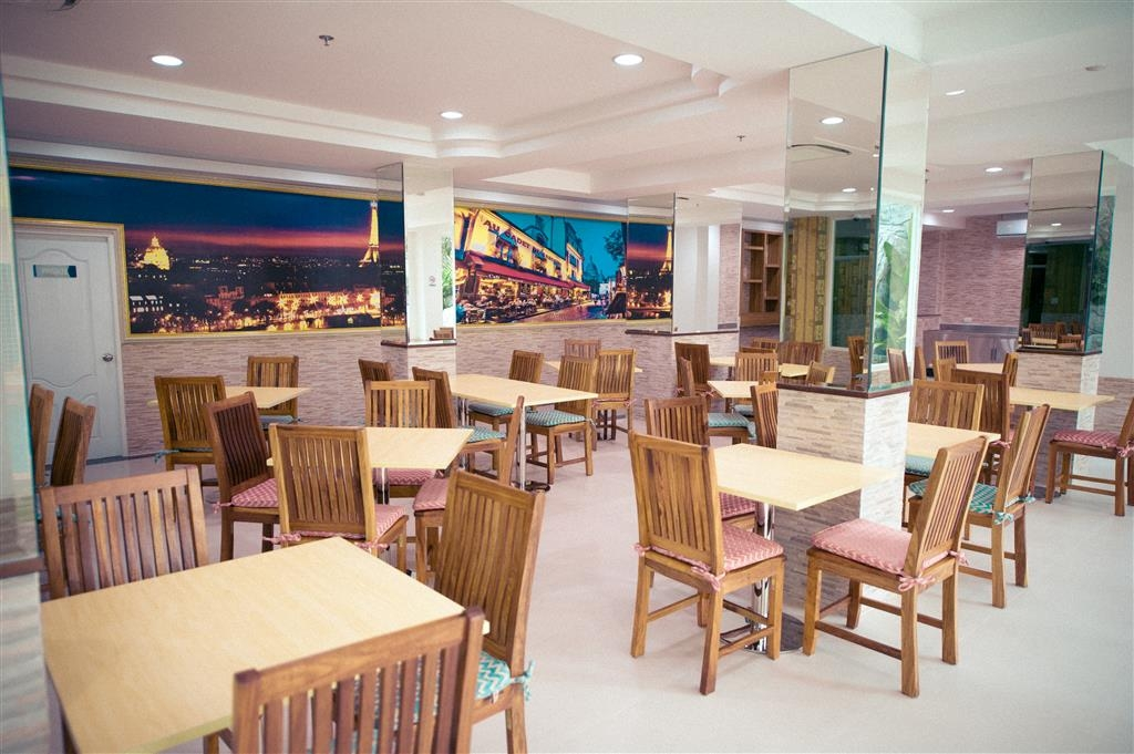 Best Western Royal Buriram Hotel - Le petit déjeuner buffet
