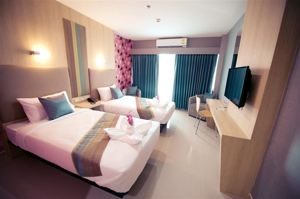 Best Western Royal Buriram Hotel - Chambres / Logements