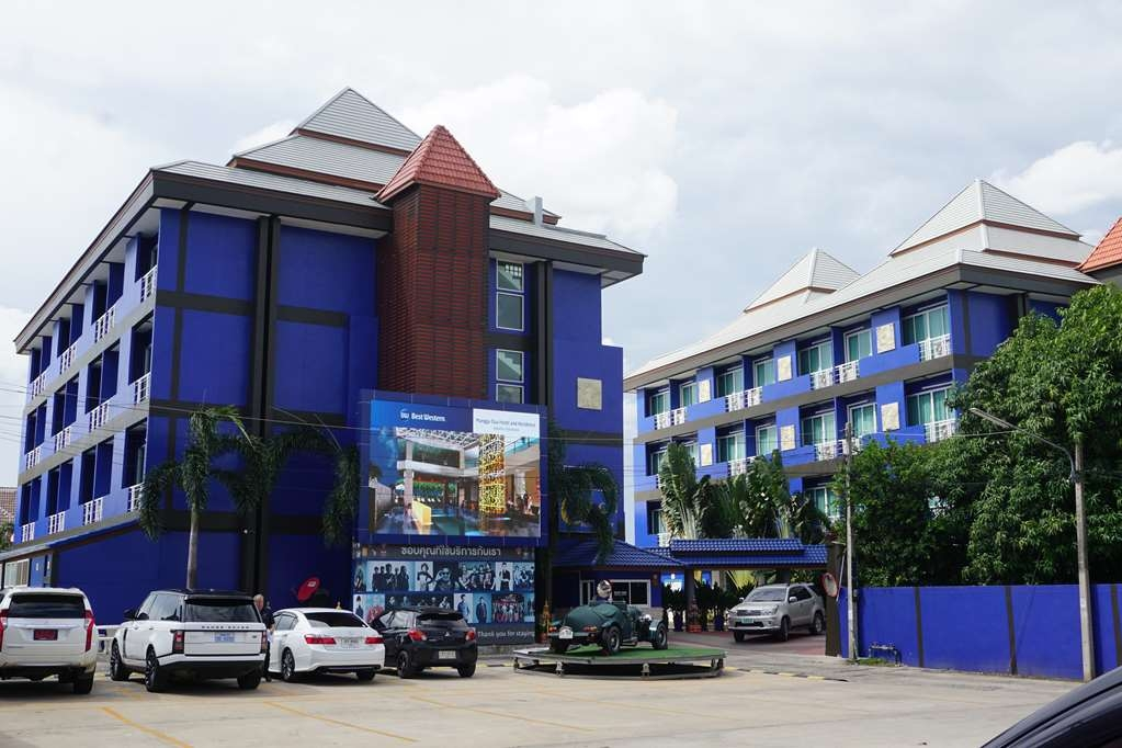 Best Western Royal Buriram Hotel - Vista Exterior