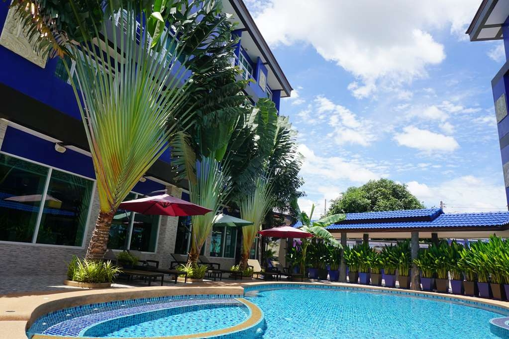 Best Western Royal Buriram Hotel - Poolansicht