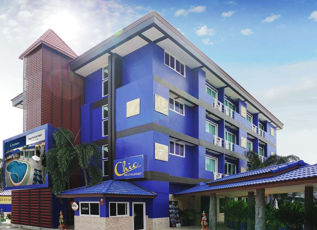 Best Western Royal Buriram Hotel - Façade