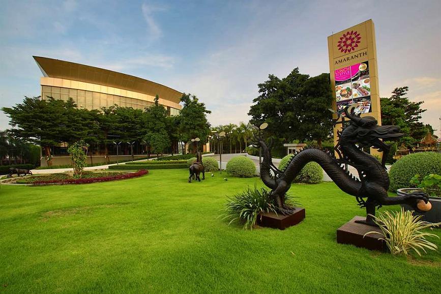 Amaranth Suvarnabhumi Airport, BW Premier Collection - Außenansicht