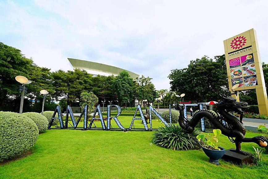Amaranth Suvarnabhumi Airport, BW Premier Collection - Aussenansicht