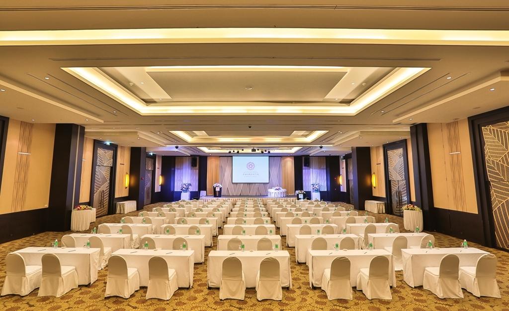 Amaranth Suvarnabhumi Airport, BW Premier Collection - salón de baile