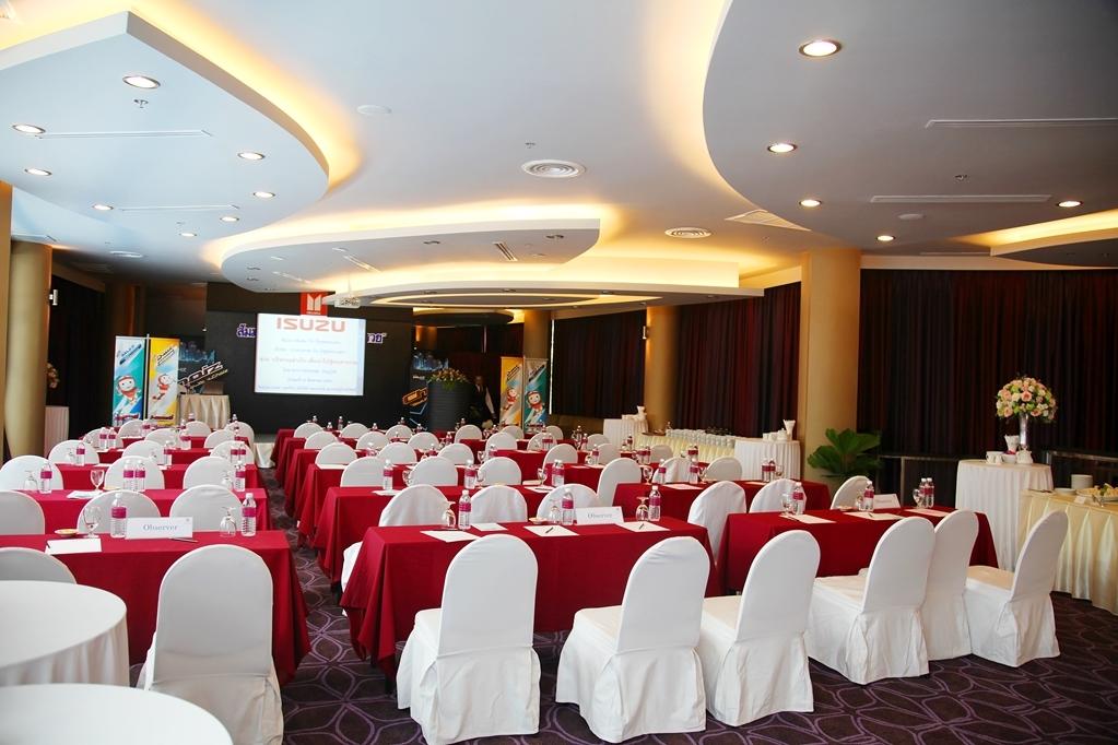 Amaranth Suvarnabhumi Airport, BW Premier Collection - Sala de reuniones