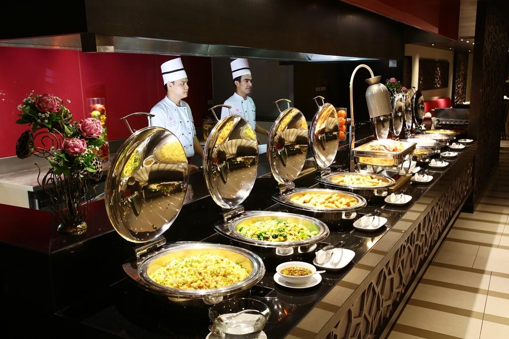 Amaranth Suvarnabhumi Airport, BW Premier Collection - Ristorante / Strutture gastronomiche