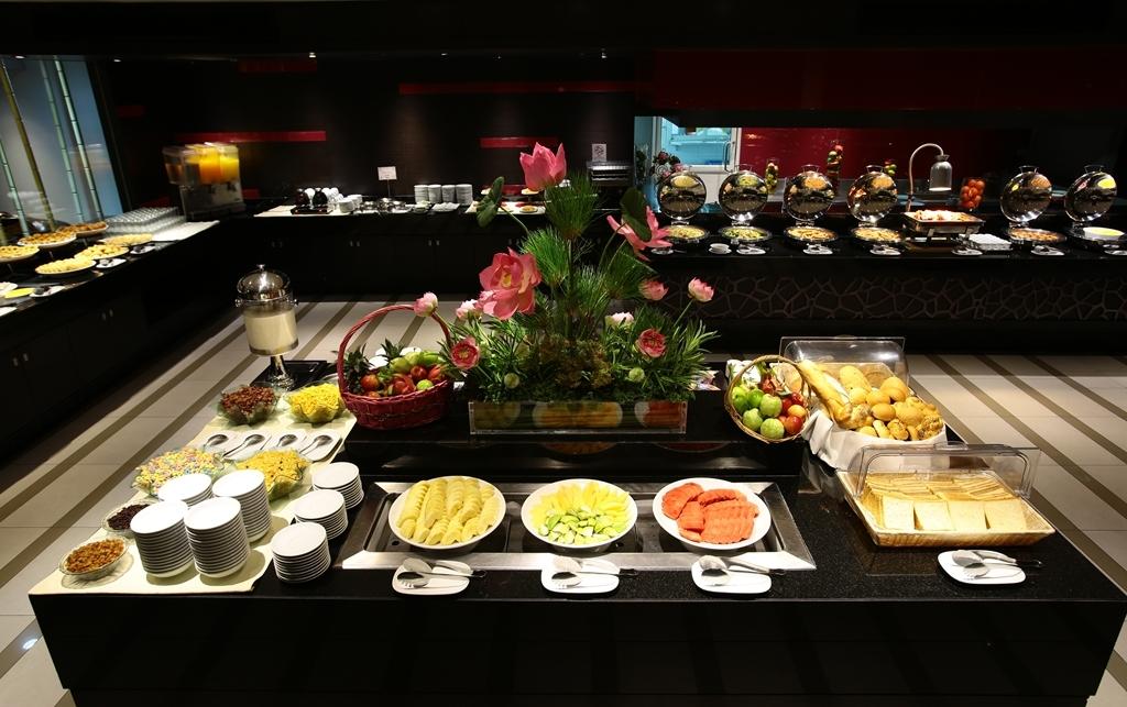 Amaranth Suvarnabhumi Airport, BW Premier Collection - Restaurante/Comedor