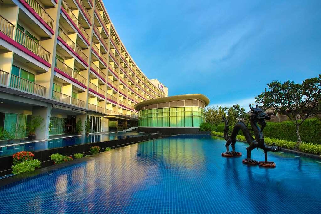 Amaranth Suvarnabhumi Airport, BW Premier Collection - Facciata dell'albergo