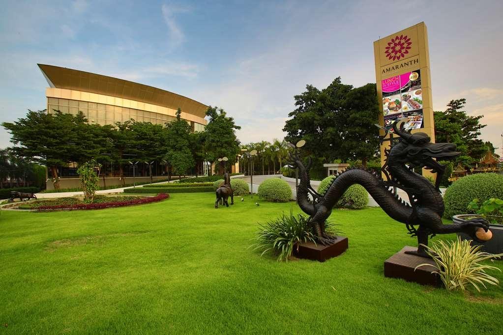 Amaranth Suvarnabhumi Airport, BW Premier Collection - Vista Exterior