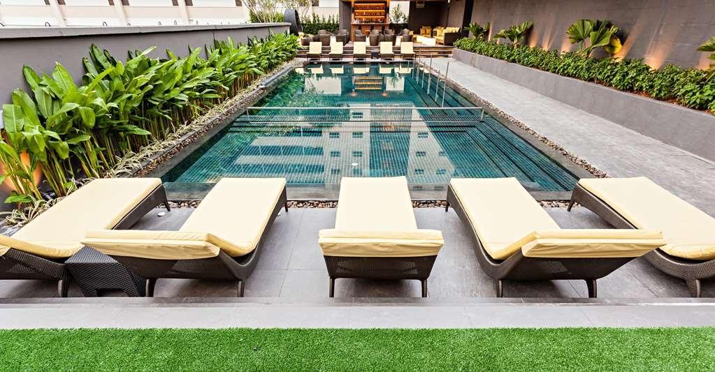 Best Western Premier Sukhumvit - Vue de la piscine