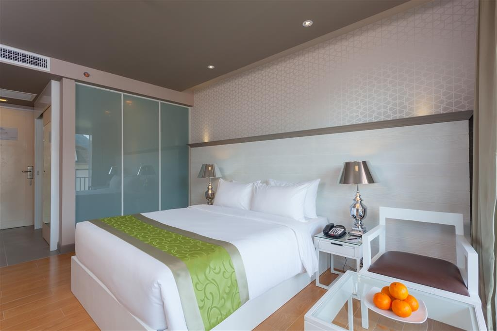 Best Western Patong Beach - Designed for corporate and leisure traveler alike, make a reservation in this Superior double room.