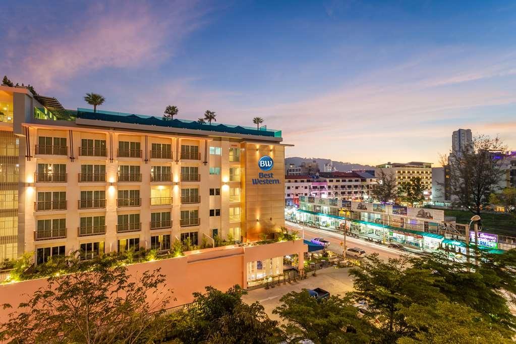 Best Western Patong Beach - Facciata dell'albergo