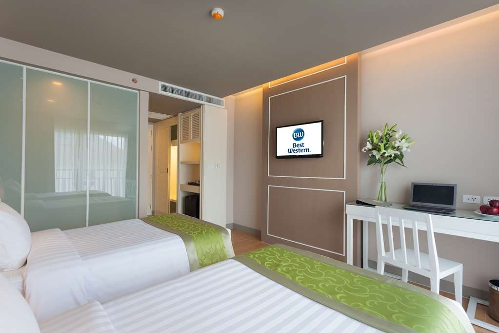 Best Western Patong Beach - Superior 2 Single Bed Room