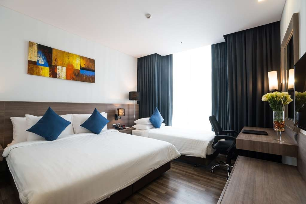 Best Western Plus Wanda Grand Hotel - Superior Double/Twin Bed Guest Room