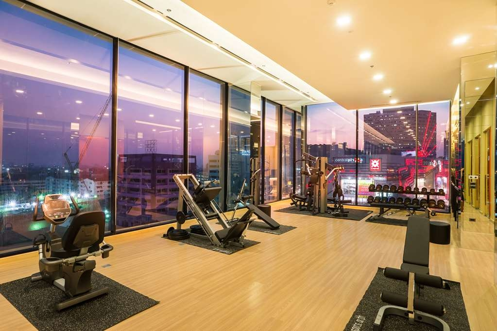 Best Western Plus Wanda Grand Hotel - Fitness Center