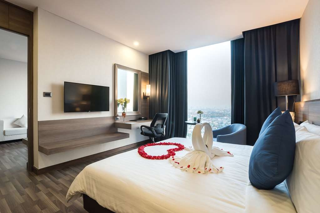 Best Western Plus Wanda Grand Hotel - Suite