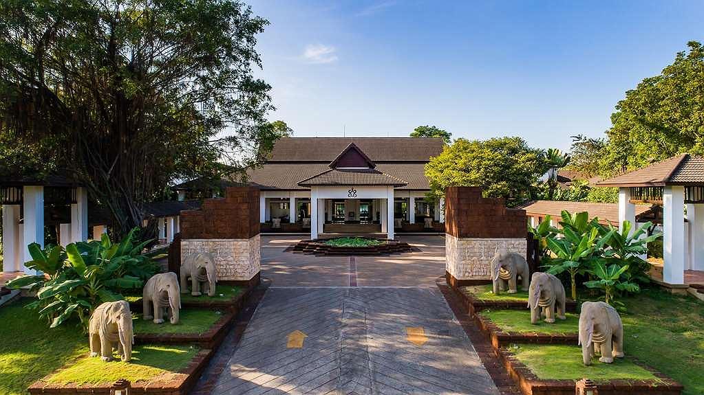 Tawaravadee Resort, BW Signature Collection - Aussenansicht