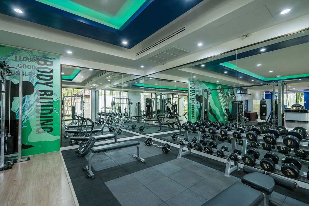 Tawaravadee Resort, BW Signature Collection - Club de remise en forme
