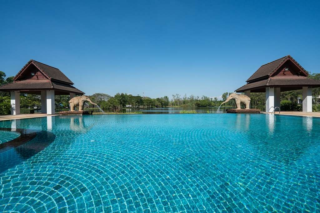 Tawaravadee Resort, BW Signature Collection - Vue de la piscine