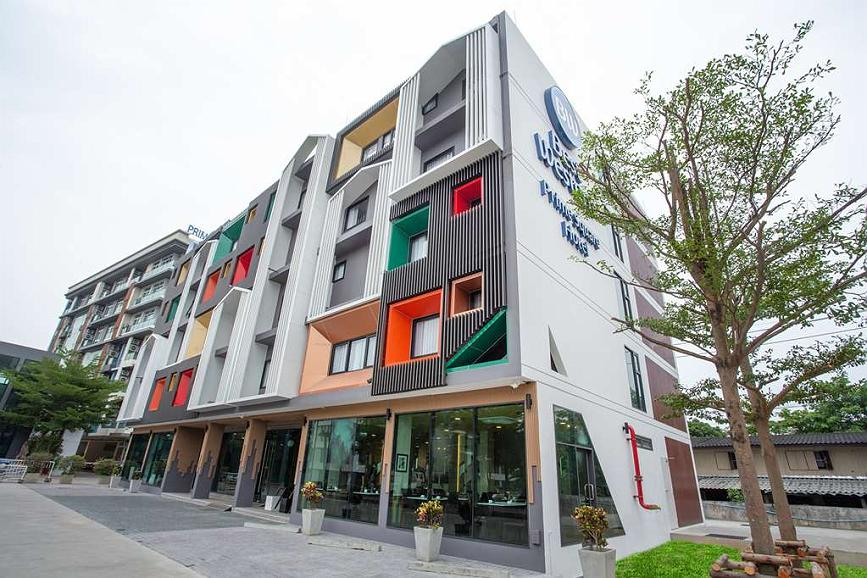 Best Western Prime Square Hotel - Façade