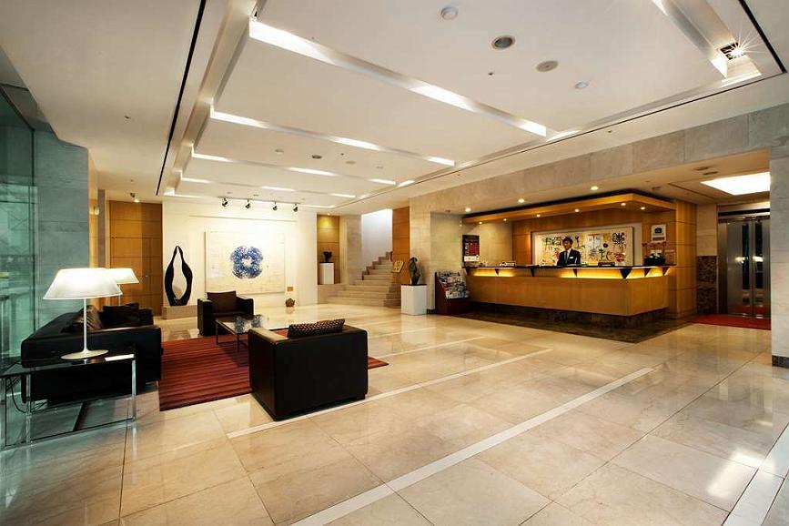 Best Western Premier Gangnam - Vue du lobby