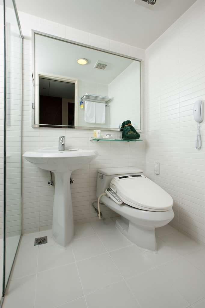 Best Western Premier Gangnam - Badezimmer