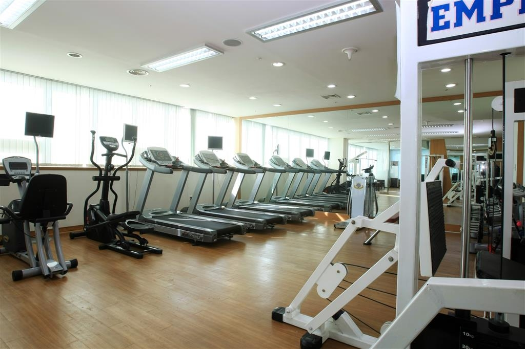 Best Western Premier Incheon Airport - Fitnessstudio